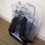 防水カバン(ゴミ袋)1