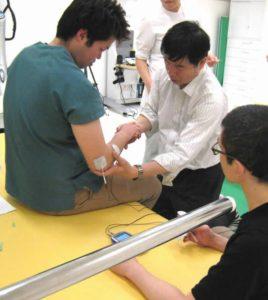促通反復療法研究所「川平先端リハラボ」講習1