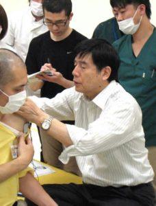 促通反復療法研究所「川平先端リハラボ」講習2
