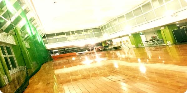 トレーニングスペース②(体育館)