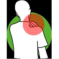 肩・腕の痛み