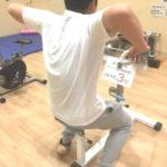 ストレッチ・トレーニング指導1