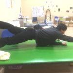 ストレッチ・トレーニング指導4